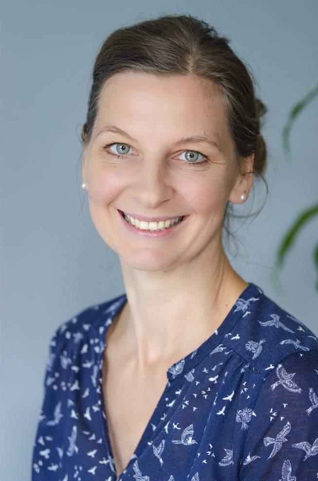 Bild Osteopathie Dresden, Madeleine Schöppan, Therapeutin